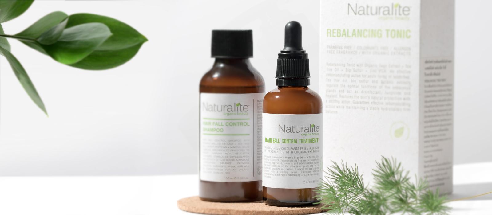 NATURALITE HAIR FALL CONTROL treatment